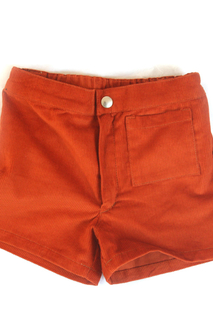 Shorts, manchester orange
