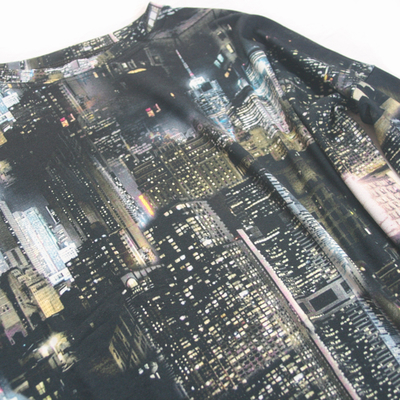 Klänning vid Digital City
