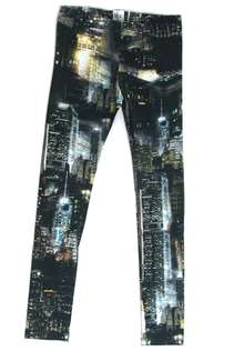 Leggings Digital City