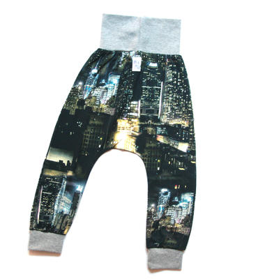 Harem Trousers, Digital City