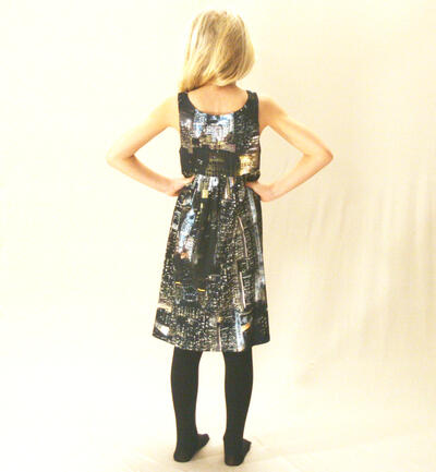 Princess Dress, Digital City