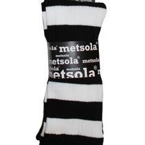 Leggings Black/white, Metsola
