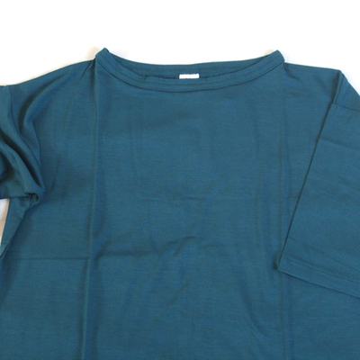 T-shirt klänning, mörkblå