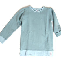 Sweater Light Blue Thin Jogging