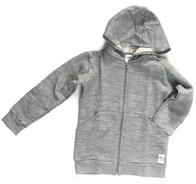 Hoodie Grey Jogging
