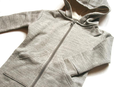 Overall Grey Jogging