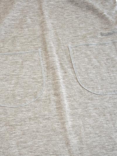Klänning/Linne, grå 6 mån
