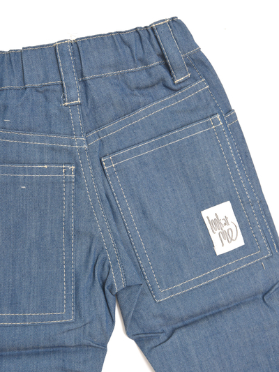 Byxor Slim fit, denim ljus