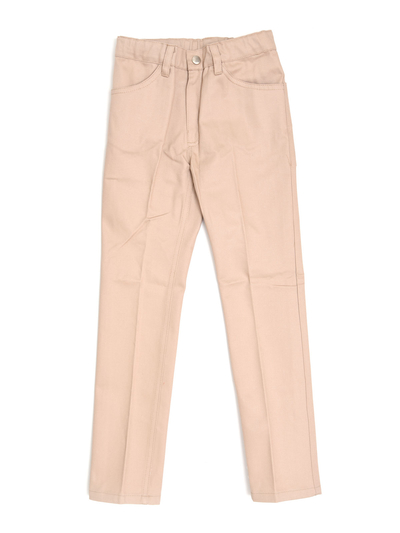 Byxor Slim fit, beige