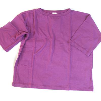 T-shirt vid, violett