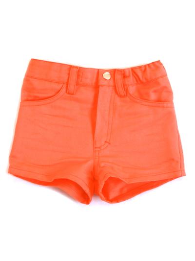 Shorts, aprikos