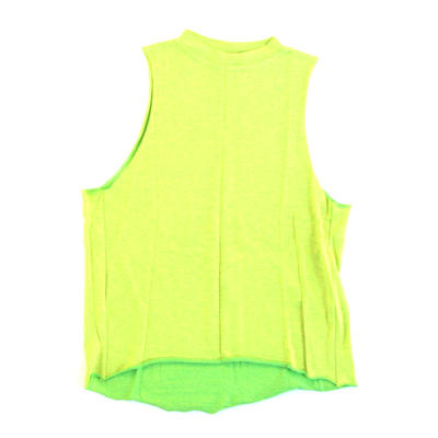 Sleeveless top, Green